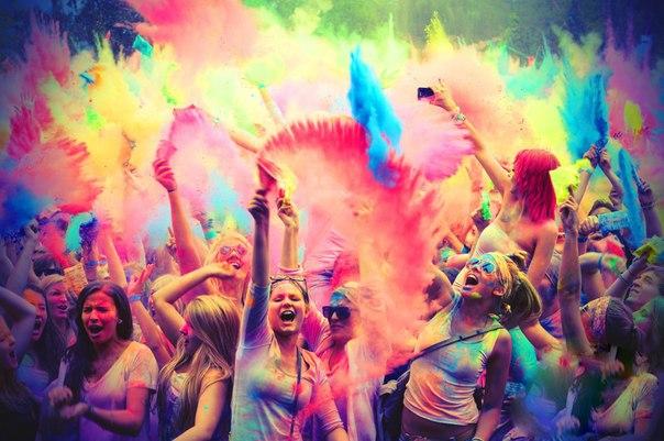 куда пойти на выходные 11-12 июля фестиваль красок