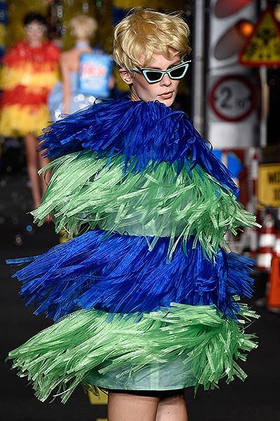 Неделя моды в Милане фото