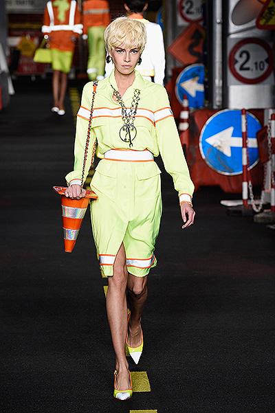 Неделя моды в Милане 2015 фото с подиума