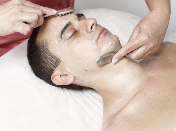 Серебряный массаж