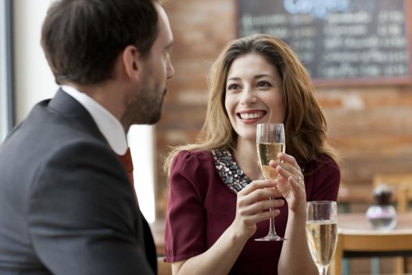 Секс после свидание в ресторане #1