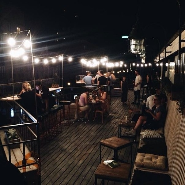 Топ-10 лучших ресторанов и кафе с летними террасами в Киеве - фото №11