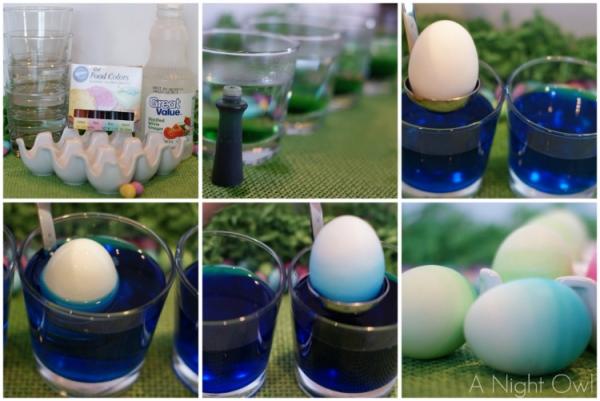 Как красиво красить яйца на Пасху: лучшие идеи - фото №1