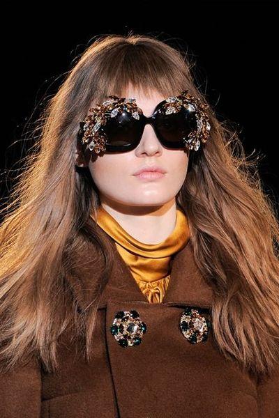 Неделя моды в Милане: Dsquared² осень-зима 2014-2015 - фото №9