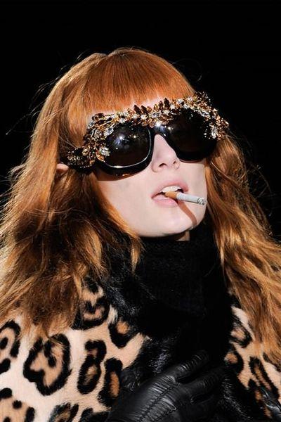 Неделя моды в Милане: Dsquared² осень-зима 2014-2015 - фото №10