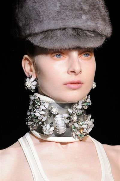 Неделя моды в Милане: Dsquared² осень-зима 2014-2015 - фото №2