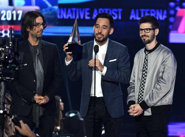 American Music Awards 2017 победители