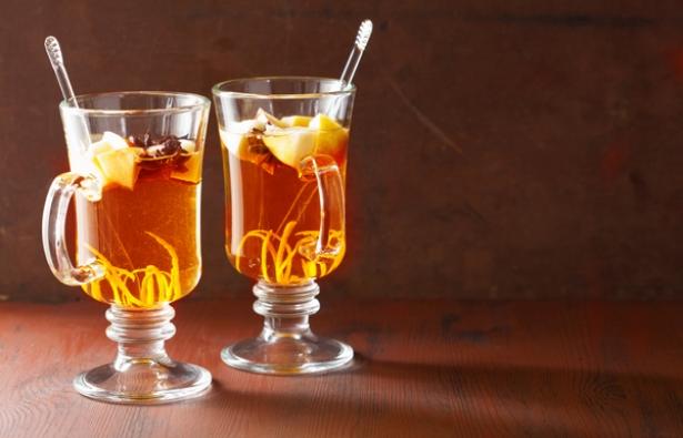 Апельсиновый напиток  2018