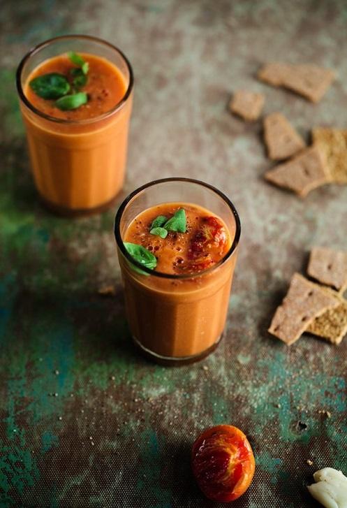 Холодный летний суп: пять модных рецептов - фото №3