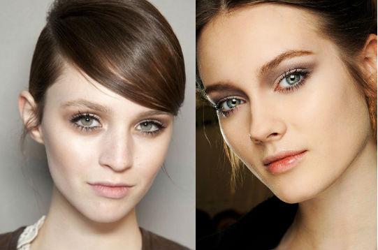 Деловой образ: идеальные макияж и прическа - фото №3