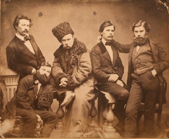Украинский денди: Кем на самом деле был Тарас Шевченко