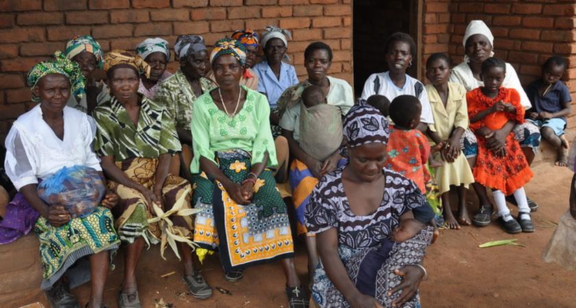 Полигамность в Танзании