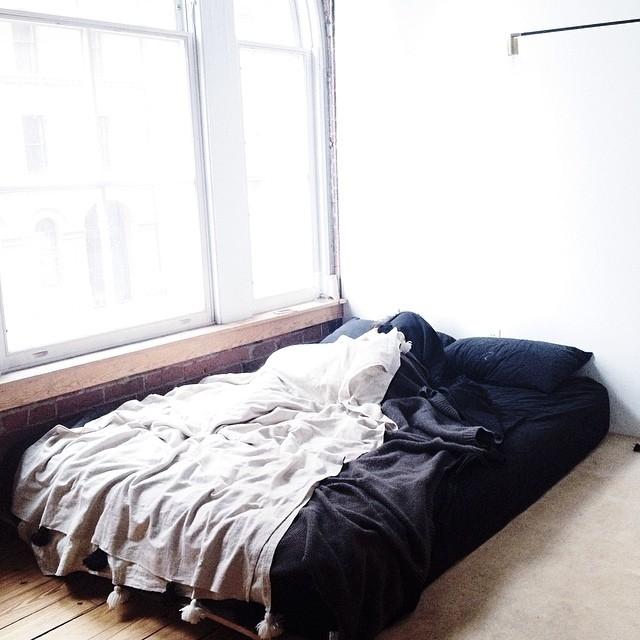 сон кровать ночь