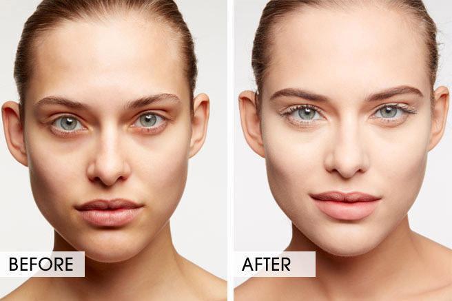 перманентный макияж синяков под глазами