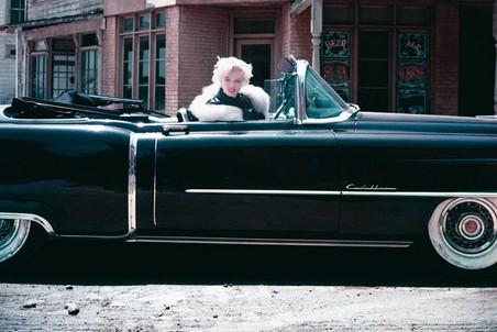 Какие тачки любили Мэрилин Монро, Шэрон Стоун и Брижит Бардо - фото №1