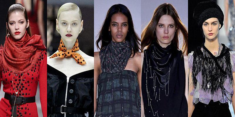 Самые модные шарфы зимы 2013-2014 - фото №2
