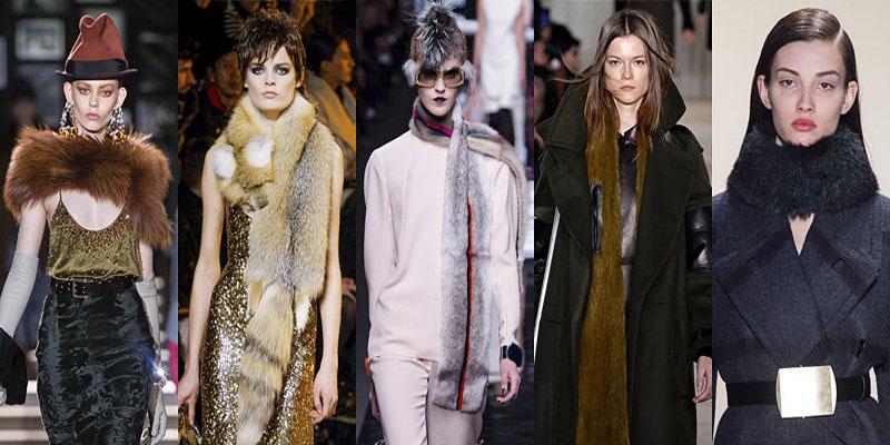 Самые модные шарфы зимы 2013-2014 - фото №3