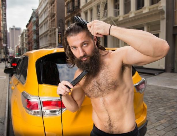 таксисты нью-йорк календарь