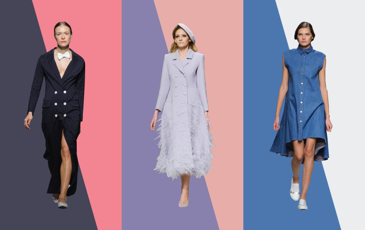 Главные вещи Ukrainian Fashion Week