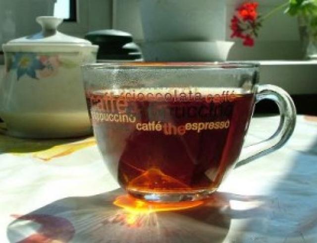 Холодный чай со специями