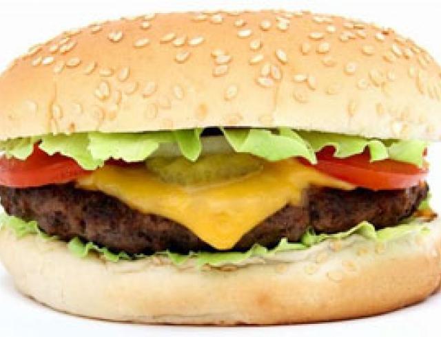 Американские гамбургеры