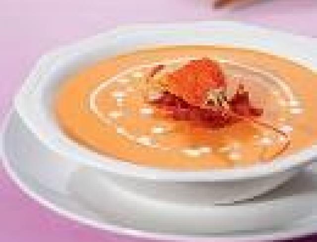 Суп из раков по-шведски
