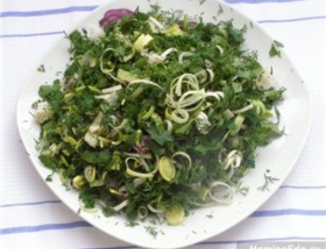 Салат кароли