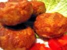 Биточки куриные с грибами