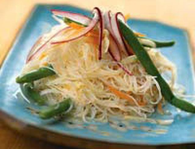 Кук-си - корейский салат