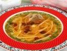 Аши-сорпа - блюдо казахской кухни