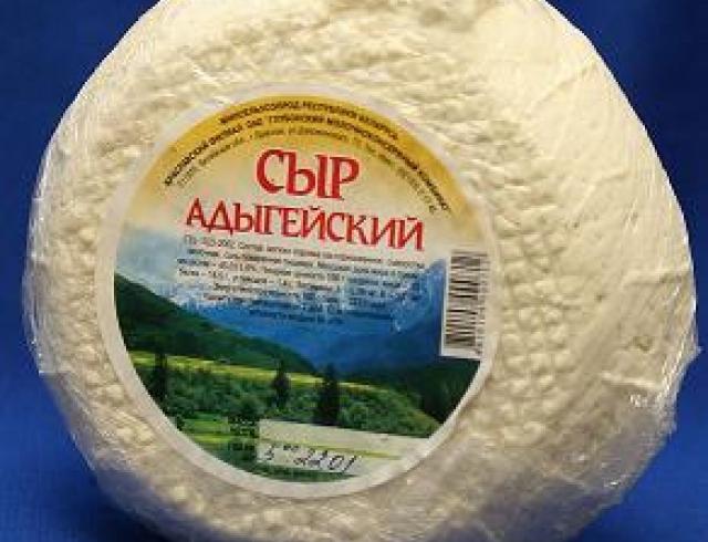 Адыгейский сыр (так делают в аулах)