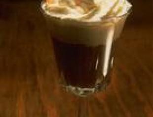 Кофейный ликёр по-итальянски