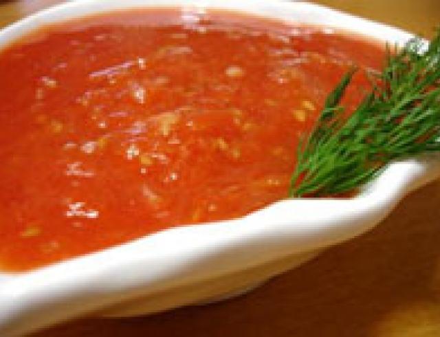 Соус для макарон