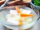 Уха из свежей рыбы: рецепт постного блюда