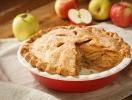 Блюдо дня. Яблочная шарлотка в Яблочный Спас