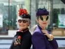 Уличная мода: самые стильные бабушки сентября