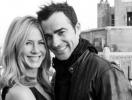 Черно-белая любовь Энистон и Теру