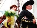 Как сделать свадьбу в пиратском стиле?