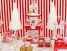 Новогодний декор: конфетная страна
