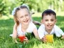 Какие соки полезны детям