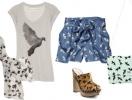 Модный тренд: голуби