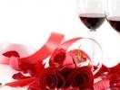 Семейный вечер в День Валентина