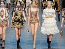 Неделя моды в Милане: Dolce&Gabbana