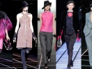 Неделя моды в Милане: Emporio и Giorgio Armani