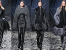 Неделя моды в Париже: готика от Gareth Pugh