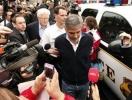 Джорджа Клуни арестовали