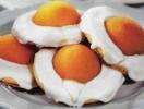"""Простые рецепты: готовим печенье-""""яичницу"""""""