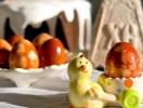 Способы окрашивания и инкрустации пасхальных яиц