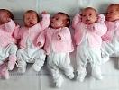 Мексиканка родит сразу девятерых малышей