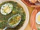 В жару хороши холодные супы